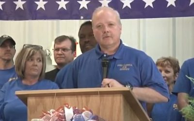 Cassell Formally Announces His Candidacy for Henry County Sheriff